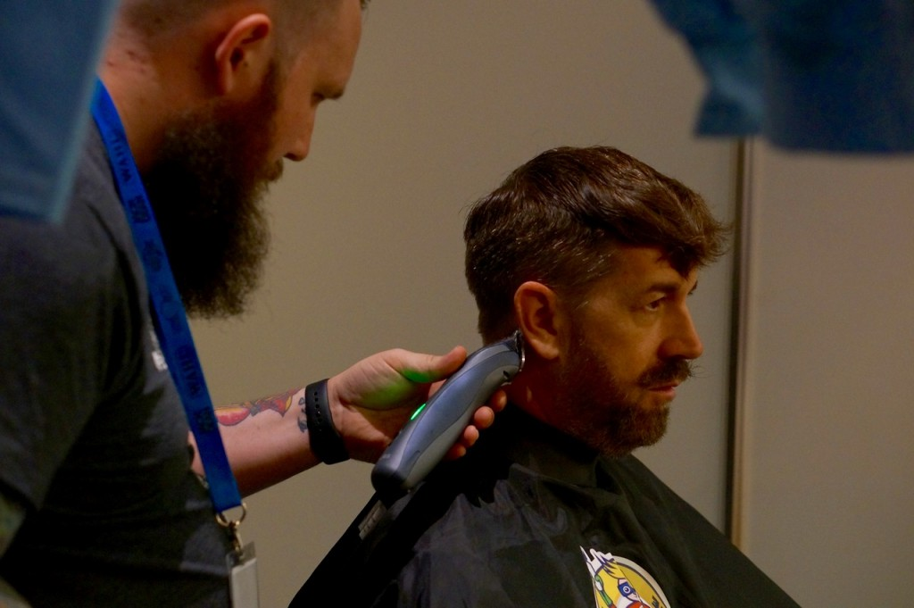 Autism Barbers @Barber Connect « The Wellington Barber